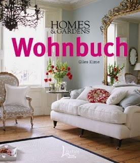 homes gardens wohnbuch. Black Bedroom Furniture Sets. Home Design Ideas