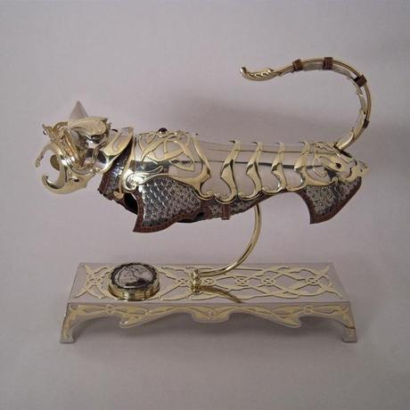 Jeff de Boers Rüstungen für Katz und Maus _3