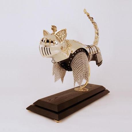 Jeff de Boers Rüstungen für Katz und Maus _10