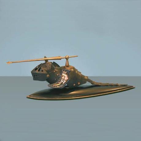 Jeff de Boers Rüstungen für Katz und Maus _4