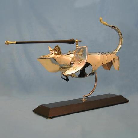 Jeff de Boers Rüstungen für Katz und Maus _7