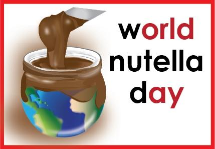 Kuriose Feiertage - 5. Februar - World-Nutella-Day (c) 2013 nutelladay.com