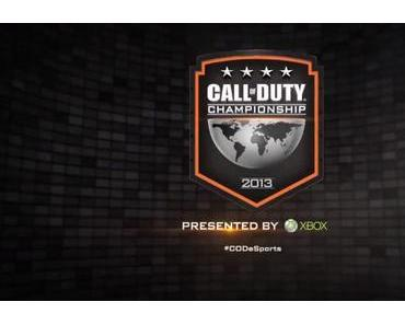 Call of Duty Championship mit 1.Mio Dollar Preisgeld
