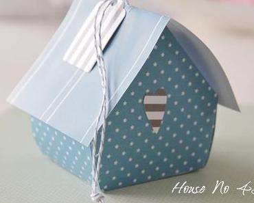 DIY - Vogelhaus-  do it yourself bird house