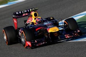 Formel 1: Testfahrten in Jerez Tag 1 & 2