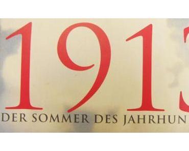 Florian Illies – 1913: Der Sommer des Jahrhunderts