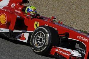Formel 1: Testfahrten in Jerez