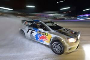 WRC: Volkswagen übernimmt Führung in Schweden