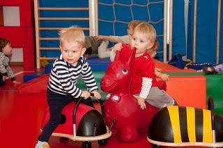 Programm zur betrieblichen Kinderbetreuung