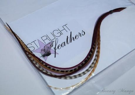 Feather Extensions + Verlosung