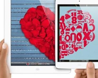Die besten Geschenke zum Valentinstag: Apple mit Love
