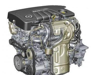 Neuer 1,6 CDTI Ecotec aus dem Hause Opel
