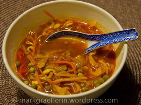 Chinesische Suppe3