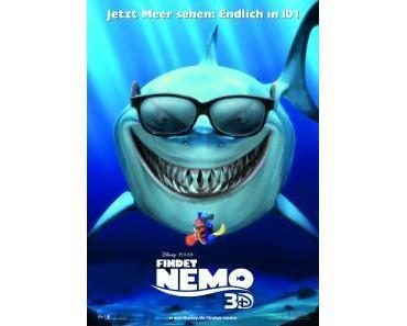 Erster Blick auf 'Findet Nemo' in 3D