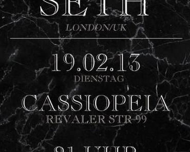 DVNNY SETH in Berlin [Konzert x Ankündigung]