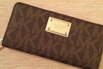 michael kors portemonnaie sale, Michael Kors Brieftasche