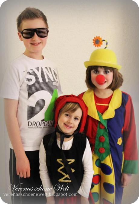 Wordless/Wordful Wednesday: Fasching...