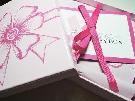 Glossybox Februar 2013 - Valentins-Edition
