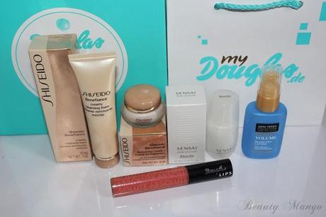 Douglas Box of Beauty Februar 2013