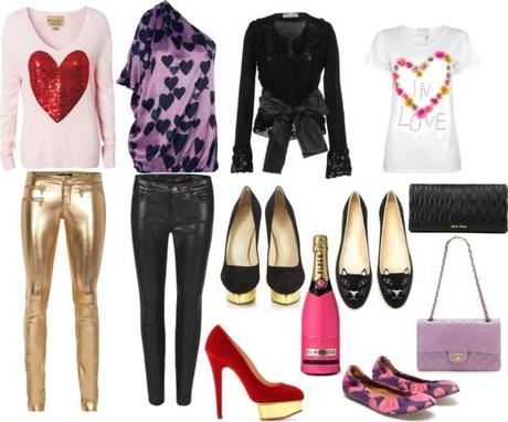 Valentines Outfit 2013