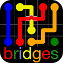 Flow Free: Bridges – Kniffliges Puzzle mit mehr als 500 Levels