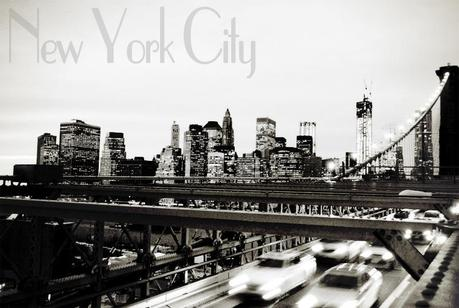 New York Skyline and B/W Shots