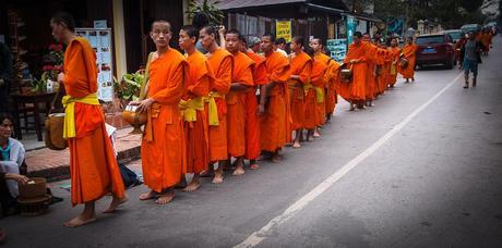 Luang Prabang – Flucht aus dem chinesischen Disneyland