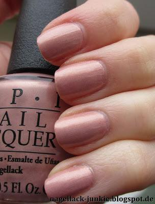 OPI A Butterfly Moment [Mariah Carey]