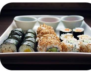 Sushi-Mania oder der lange Weg zum Glück