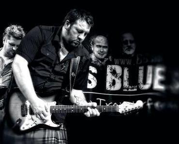 King King @ Troisdorfer Bluesclub am 15.02.2013