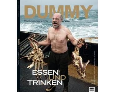 DUMMY 37 // ESSEN und TRINKEN