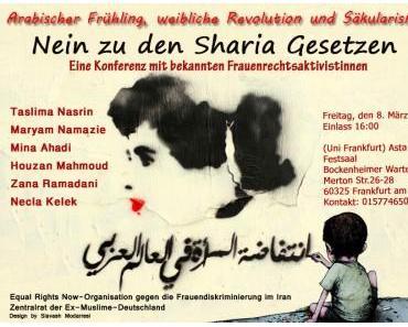 Arabischer Frühling, weibliche Revolution und Säkularismus