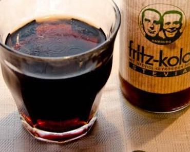 fritz-kola mit Stevia – hilft gegen Kopfschmerzen!