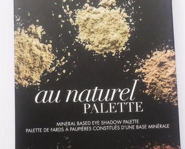 Sleek I-Divine Au Naturel Palette