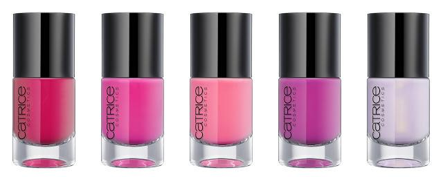 Preview - CATRICE Ultimate Nail Lacquer – Next Level mit Gloss Booster Technologie