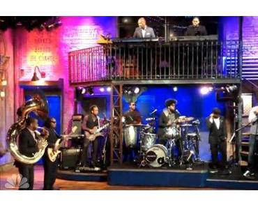 Method Man & The Roots – Protect Ya Neck (Live on Jimmy Fallon) [Video]