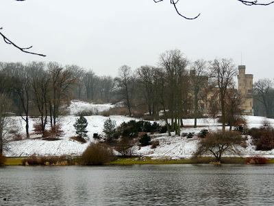Potsdam im Winter