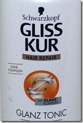 Gliss Kur Hair Repair Glanz Tonic – Hilfe gegen trockene Spitzen