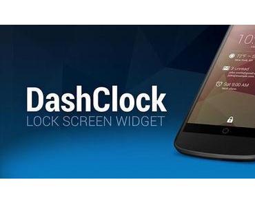 DashClock Widget: Die Erweiterungen im Überblick