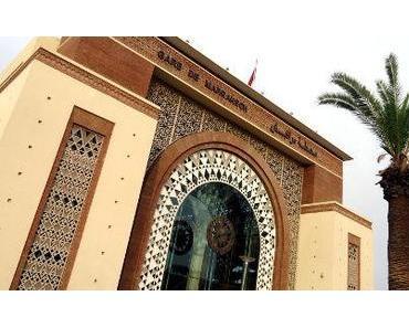 Marokko: Monsieur Muger fährt Bahn
