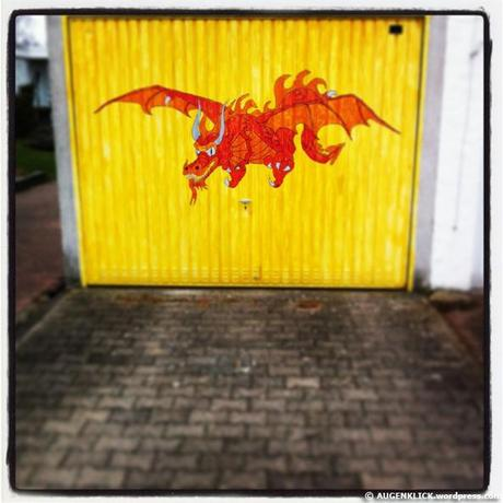 Instagram_Garage_Drache