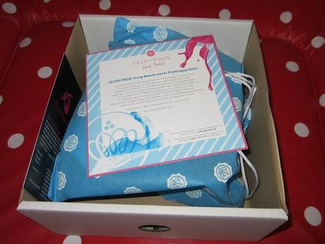 Glossybox Young Beauty Februar 2013