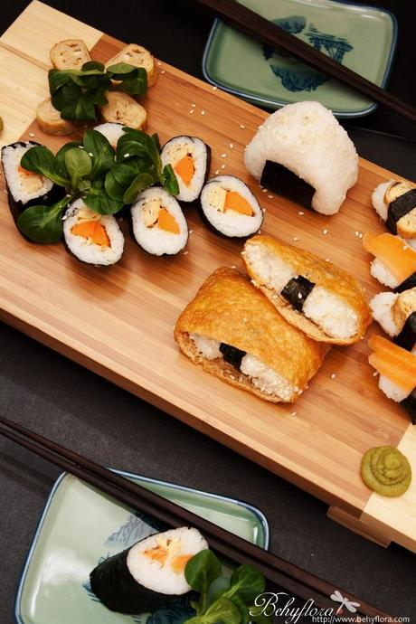 {Soulfood} Sushi-Party