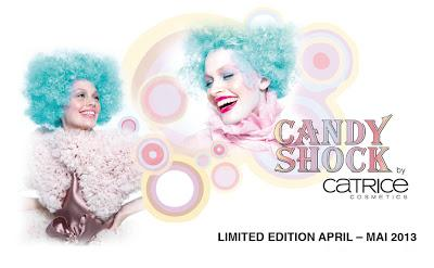 Preview: Catrice - LE - Candy Shock
