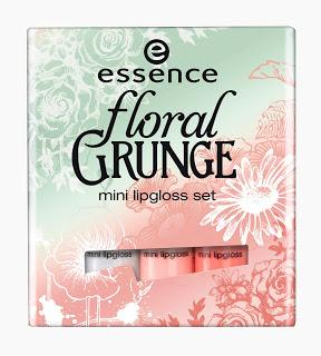 Preview: Essence - LE - Floral Grunge