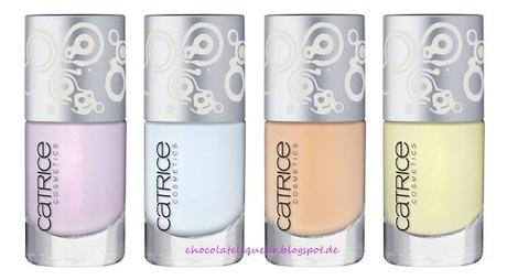 [Preview] Candy Shock LE by catrice