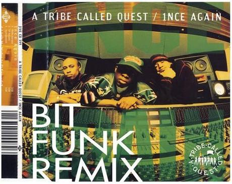 A Tribe Called Quest – 1nce Again (Bit Funk Remix) [Stream x Download]