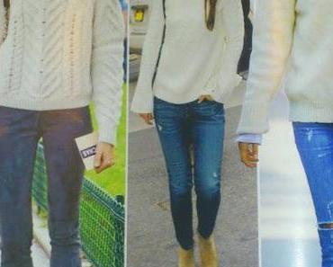 Look alike: Street Style von Katie Holmes und co...