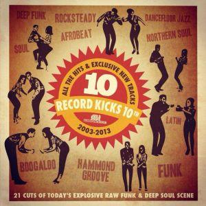 Record Kicks 10th