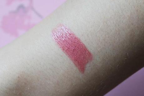 SHISEIDO Perfect Rouge Lipstick #PK307